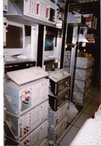 Serversincage
